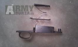 Mauser 98K - kompletní sčíslovaná nábojová schránka.
