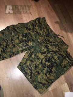 Kalhoty MARPAT WOODLAND