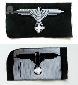 Nášivka na uniformu Waffen-SS orlice
