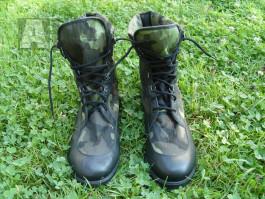Vojenské boty vz.95 letní maskované