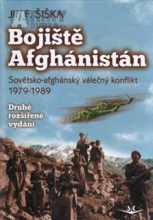 Kniha bojiště Afghánistán