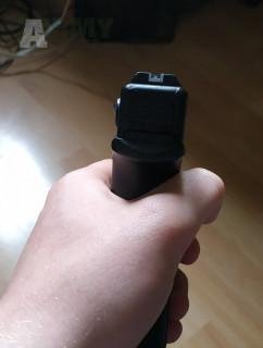 Airsoft Glock 18 Elektrika
