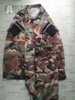 BDU Woodland Uniforma