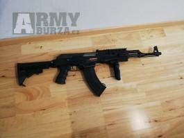 AK-47 tactical 125 - 130 ms