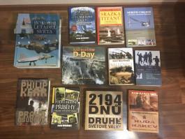 knihy s vojenskou tématikou