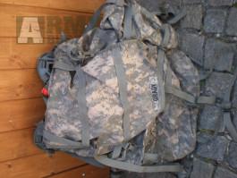 US ACU UCP MOLLE II Large pack batoh s rámem