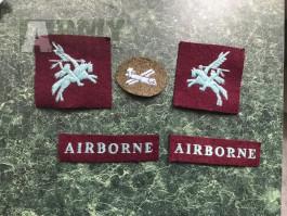 Airborne Nášivky