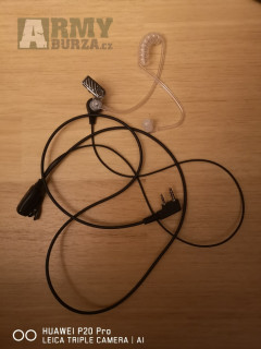 Baofeng sluchátko