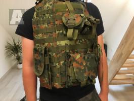 Taktická vesta BUNDESWEHR ranger light