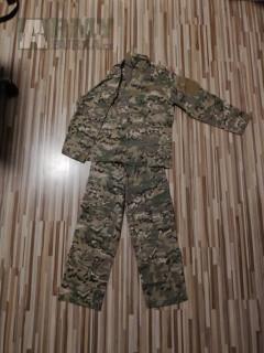 Multicam dětská uniforma