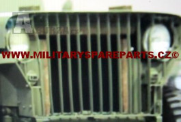 MASKA - GRILL JEEP WILLYS EARLY