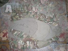 US army combat shirt massif bojové triko pod vestu OCP multicam