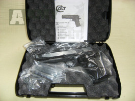 Vzduchová pistole Umarex Colt Government 1911 Dark Ops