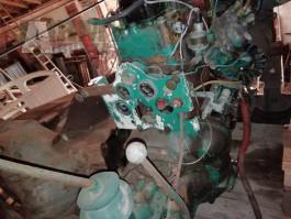 Kompletní motor Hurricane F-134