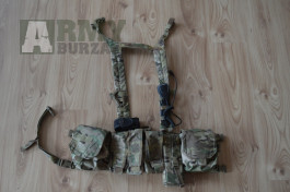 Chestrig Multicam Custom Gear