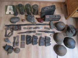 Mám zájem o staré,vojenské věci do r.1945