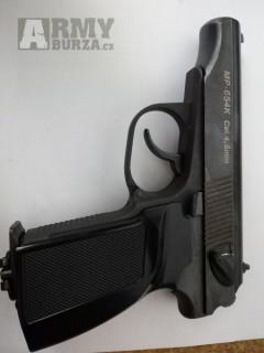 VZDUCHOVÁ PISTOLE BAIKAL MP 654 Kcall4,5mm