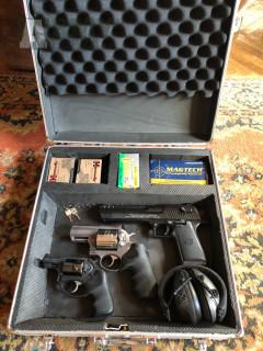 Kufr na zbraně