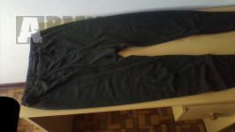zimní termo kalhoty