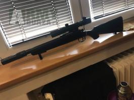 VSR-10 odstřelovací puška