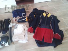 Replika napoleonské uniformy
