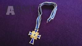 Čestný kříž německé matky ve zlatě.