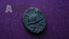 Německo černý odznak za zranění.