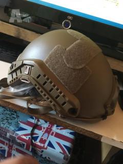 Replika Fast helmy Fungl nová! Nikdy nepoužitá