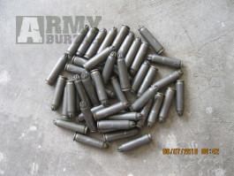 Střelivo 7,62x45 vz. 52 - cvičné