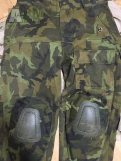 WTS: Modernizované celoroční custom kalhoty vz95