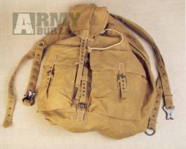 Koupím KuK / RU ruksak, batoh velká polní