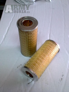 GAZ 24 Volga olejový filter.