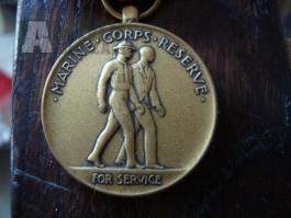 USMC medaile (Marine corps reserve medal)