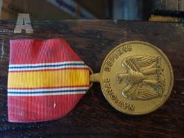 US medaile (National defence service medal)