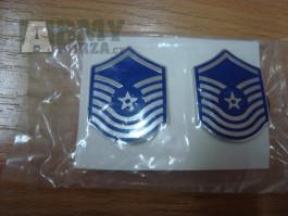 US Odznaky hodnostní označení