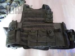 Prodám vestu Condor MPC Modular Plate Carrier (oliva)
