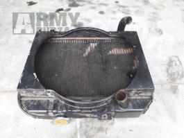 Jeep Willys MB - chladič