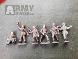 Sada vojáčků, Východní Německo