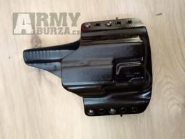 Vnější pouzdro na G19 se svítilnou Inforce ALPc Glock 200lm