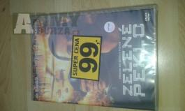 DVD Zelené peklo