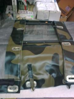 UAZ 469,3151,31512 Plachty Luks maskáčova,zelená,čierna.