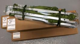 U.S. G.I. Folding Cot Aluminum/Nylon, polní lehátko - NOVÉ