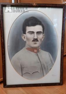 Obraz Rakouskouherského vojáka - pěkný