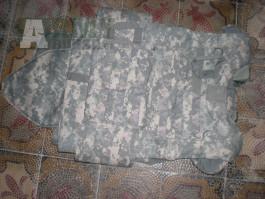 U.S. Army ACU IOTV KDH defense Armor vesta XL US molle II