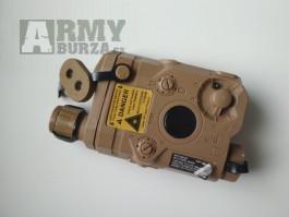 Laser Box pro baterku