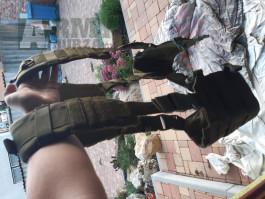 Taktická vesta ronin chest rig