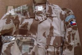 nová košile AČR