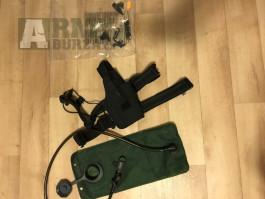 Pistolové pouzdro, vak , díly na Glock 18