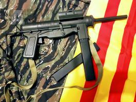 Snow Wolf M3A1 M3 Grease gun SW-M6-01