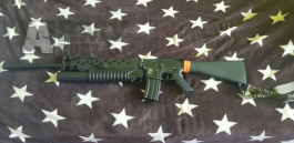 M16 s granátometem